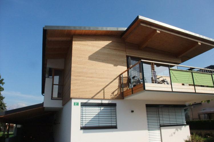 Holzbau Haus