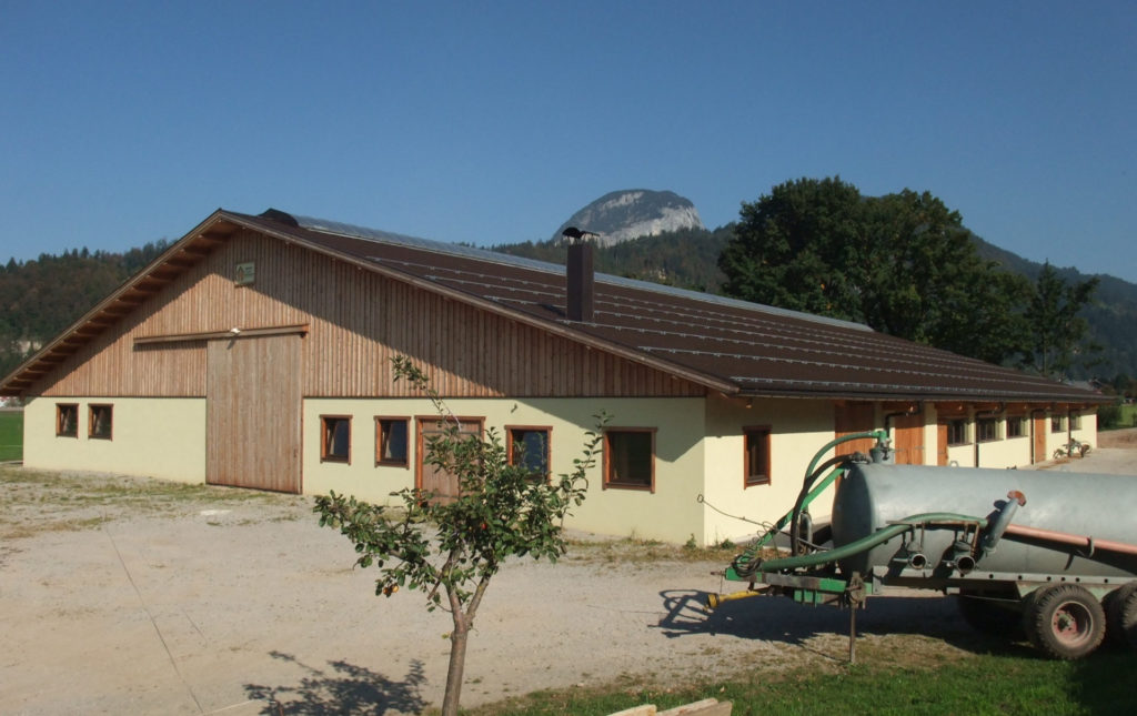 Zimmerei Landwirtschaftsbau